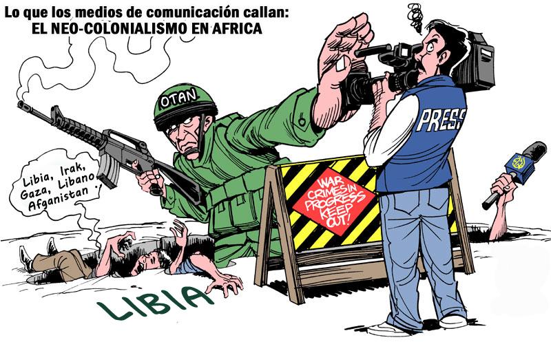 Libia: guerra de cuarta generación, control del poder y del ...
